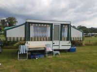 Conway Tardis Folding Camper