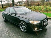 ✅2013 Audi A6 2.0 Tdi se BLACK EDITION SPEC👉👉BUY NOW PAY FEB 2018 👈👈