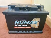Numax Car Battery