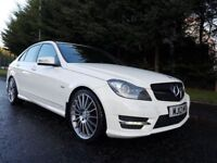 MAY 2012 MERCEDES C220 SPORT CDI BLUEEFFICIENCY AUTOMATIC IMMACULATE LOW MILEAGE EXAMPLE ONLY 54k !!