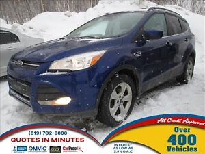 2014 Ford Escape SE | 4X4 | ECO | HEATED SEATS