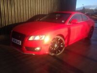 2008 Audi A5 Full Back Leather 12 Months MOT May PX