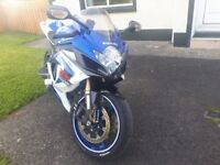GSXR 600 FOR SALE