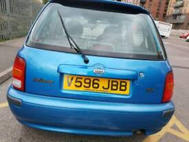 Nissan micra automatic, Excellent Engine and Gear box, Mot 14/09/2019
