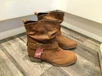 Brand New Size 6.5 NEXT Ankle Boots