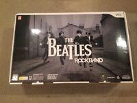 Beatles Rockband - Nintendo Wii - Limited Edition - Full Set