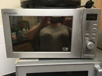 Russell Hobbs Combination Grill and Microwave