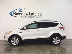 2014 Ford ESCAPE SE- 4W ECOBOOST HTD STS NAV SYNC!