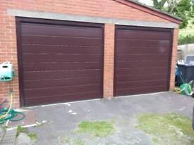 Garage doors (Automated)