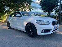 2016 BMW 118D SE AUTO FSH FREE ROAD TAX HPI CLEAR
