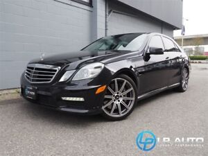 2012 Mercedes-Benz E-Class E63 AMG! Only 76000kms! Easy Approval