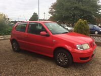 VW Polo 1.4 Match One family owned from new!