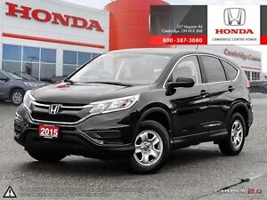 2015 Honda CR-V LX BLUETOOTH | REAR VIEW CAMERA WITH GUIDELIN...
