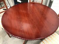 Dining room set Caxton extending table and 4 chairs