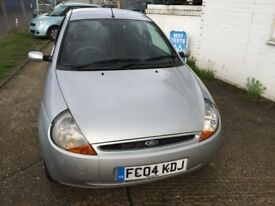 Ford KA for sale fresh MOT with no advisories