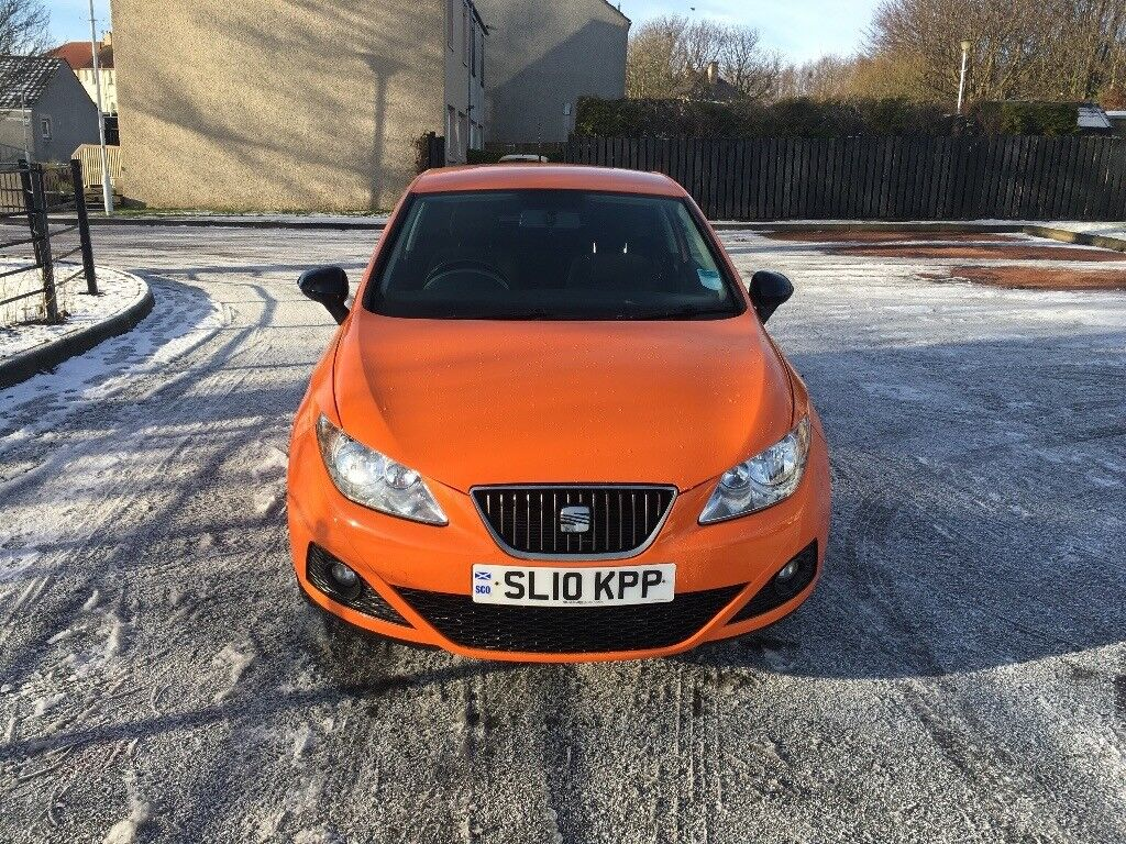 Seat Ibiza 1.4 limited edition sport coupe