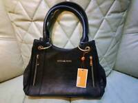 Mikol Korz Women's Black hand bag Brand new with tags