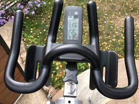 Schwinn AC Sport Indoor Bike / Exercise/ Spin Bike with LCD MPower Console.