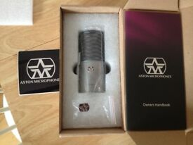 Aston Origin Condenser Microphone - NEW