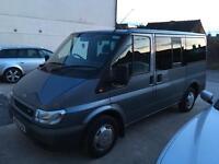Ford Transit 9 seater Minibus