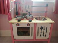 Janod Wooden Toy kitchen