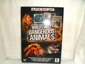 WILD ANIMAL BOXED SET