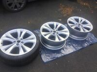Vauxhall Insignia 20in Alloy Wheels