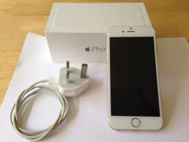 iPhone 6s, Gold, Unlocked (NOT WORKING)