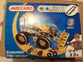 Meccano Multi Models 3 - 2520