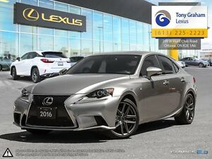 2016 Lexus IS 350 F Sport Series 2