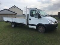 Iveco dropside truck (17 foot body)