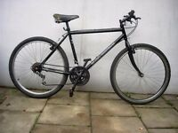 Mountain/ Commuter Bike by Townsend, Black, A Great Pub Bike!! JUST SERVICED/ CHEAP PRICE!!!!!!!!!!!