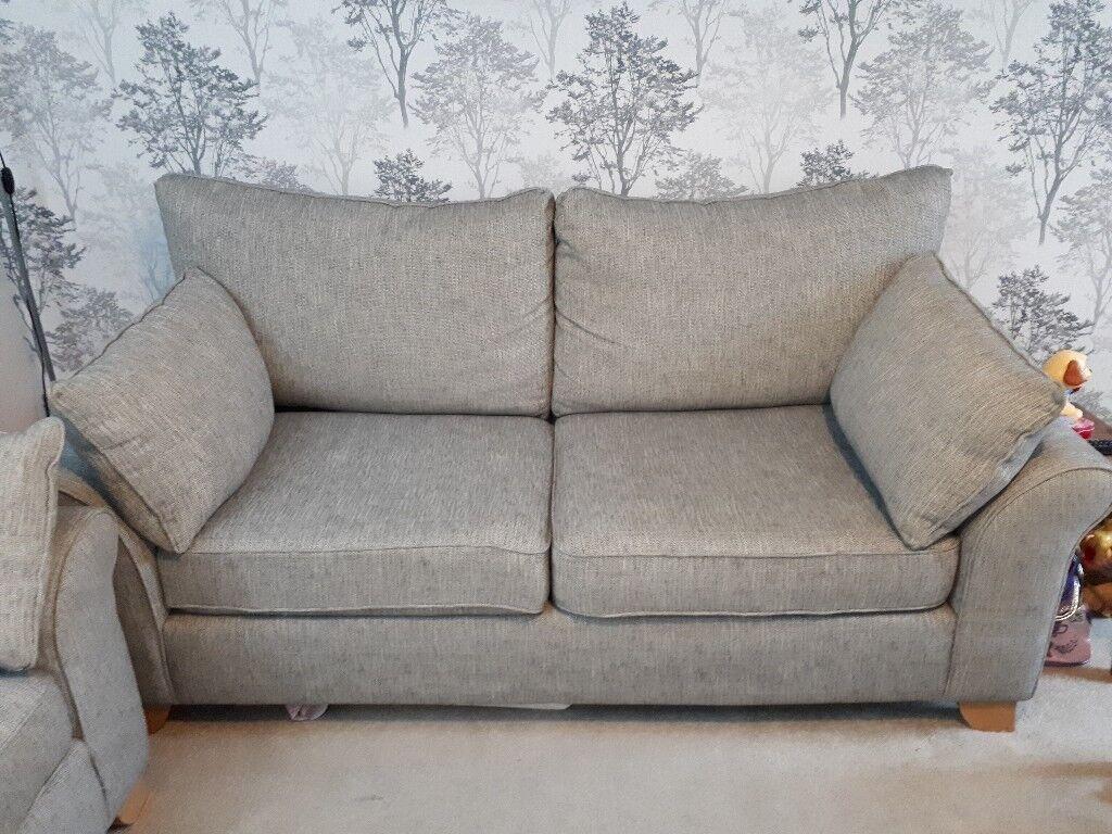 Grey Sofa Collection In Bridgend Gumtree