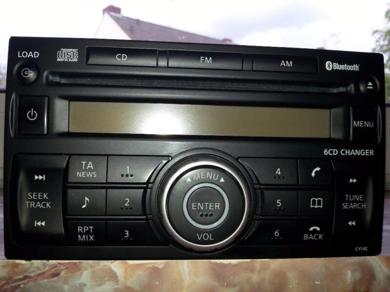 autoradio nissan qashqai in essen essen borbeck radio receiver gebraucht kaufen ebay. Black Bedroom Furniture Sets. Home Design Ideas