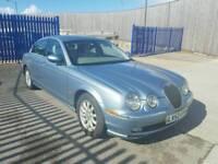 Jaguar s-type 2.5 petrol 1yr mot