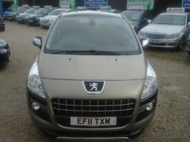 Peugeot 3008, 1.6 diesel, 5 door, metallic grey