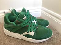 Puma Trinomic Blaze of Glory Green Men's Size 10