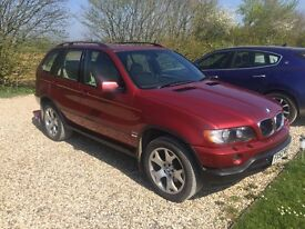 BMW X5 Diesel Automatic 61k miles excellent condition