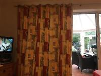Curtains & Pole