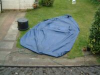 large good quality overall boat speedboat cover total waterproof