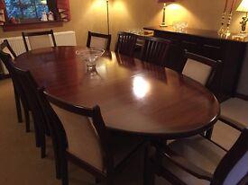 Full dining room suite
