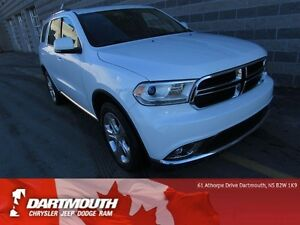 2015 Dodge Durango LIMITED/LEATHER/DVD/AWD