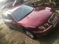 For Sale- Rover75 Estate 2001-Petrol
