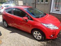 ***PRICE LOWERED*** Ford Fiesta Titanium 1.6 Diesel 2012