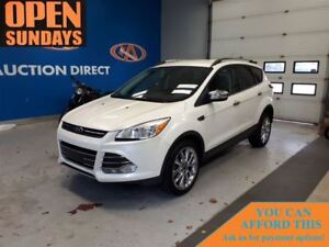 2014 Ford Escape SE 4X4! LEATHER! SUNROOF! FINANCE NOW!