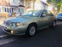 **ROVER 75 CDT SE AUTOMATIC**BMW DIESEL ENGINE**FULLY LOADED*/*TAX**MOT TILL MARCH 2019**INSURED**