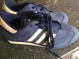 Men's Adidas trainers size 11