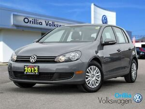 2013 Volkswagen Golf HEATED SEATS, A/C, CRUISE CONTROL