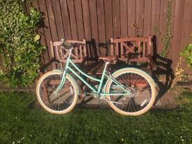 Bobbin brownie Dutch bike