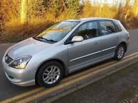 HONDA CIVIC VTEC EXECUTIVE 1.6 ..FULL LEATHER INTERIOR..SERVICE HISTORY..1 YEAR MOT £1200